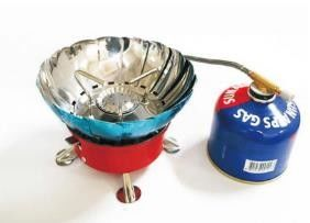 560g Flood Rescue Equipment Stove Folded Kettle Butane Gas Fuel